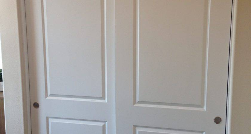 Unparalleled Sliding Bypass Closet Doors Panel Track