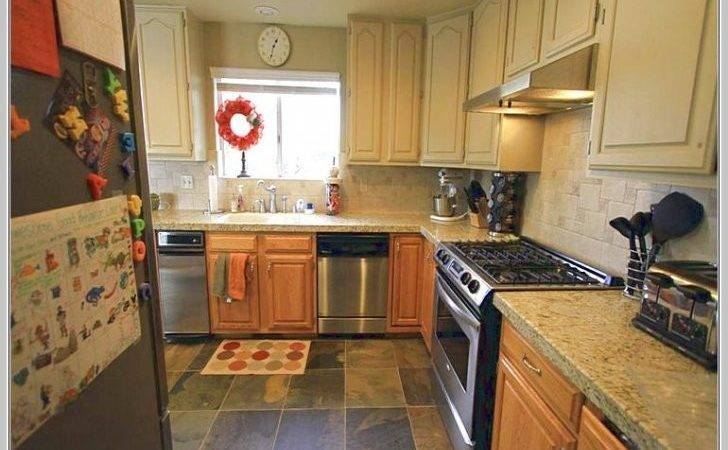 Updating Oak Kitchen Cabinets Without Painting Home Design
