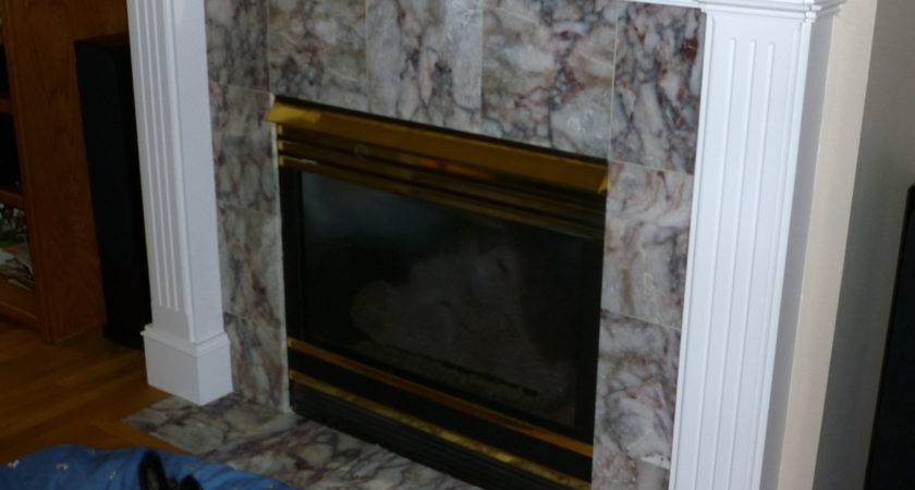 Updating Old Fireplace Ecc Remodeling