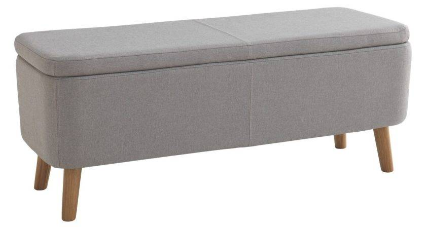 Upholstered Bench Seat Storage