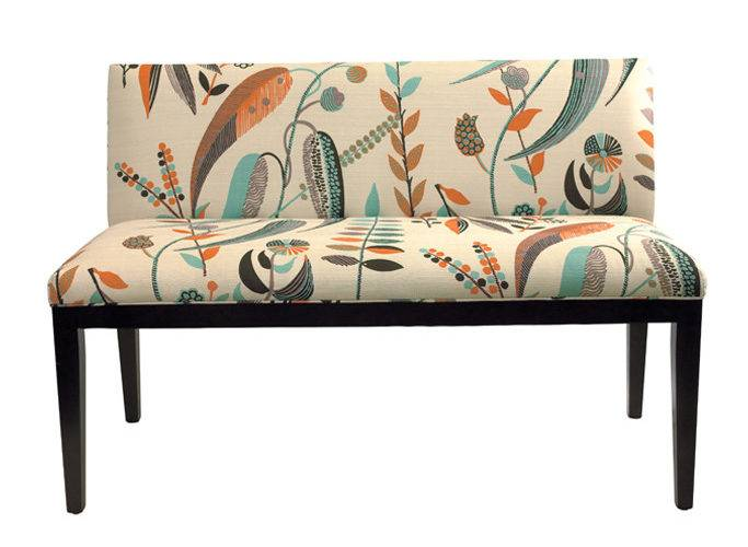 Upholstered Dining Benches Room Bench
