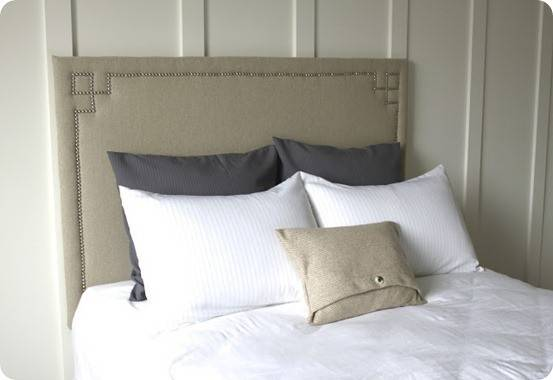 Upholstered Headboard Nailhead Trim