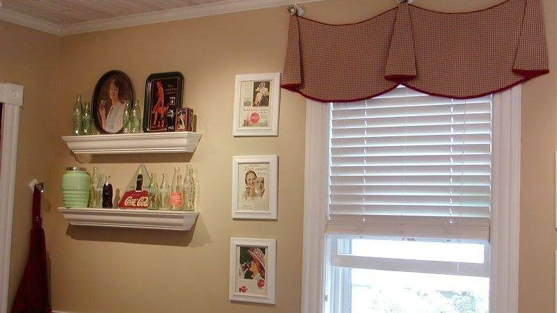 Upside Hanging Curtains Without Rod Ideas