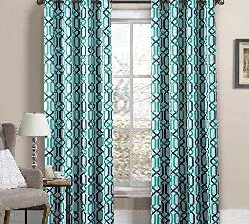 Usa Versailtex Window Treatment Extra Long Curtains