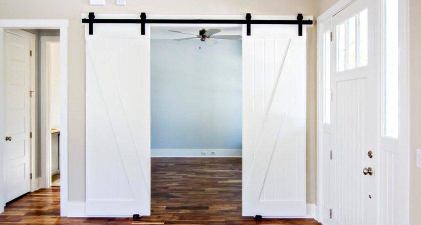 Uses Sliding Barn Doors Your New Home