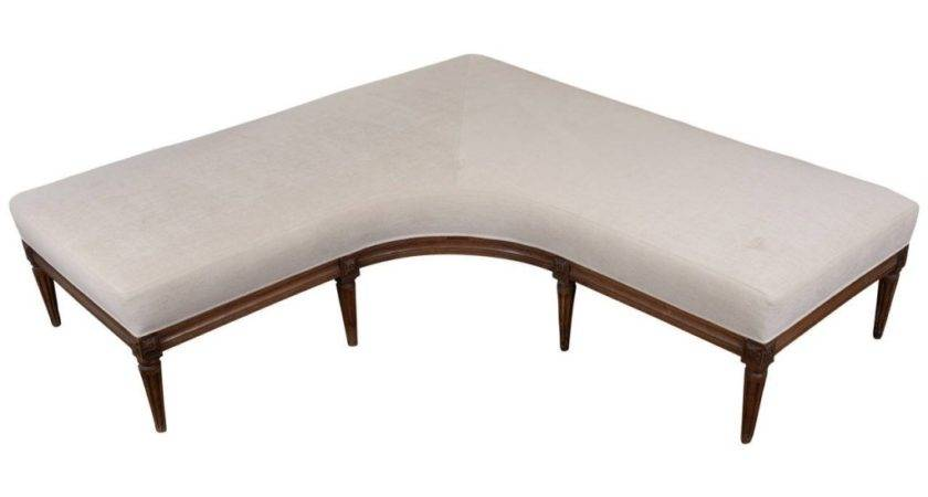 Using Corner Bench Your Home Elegant Furniture Design