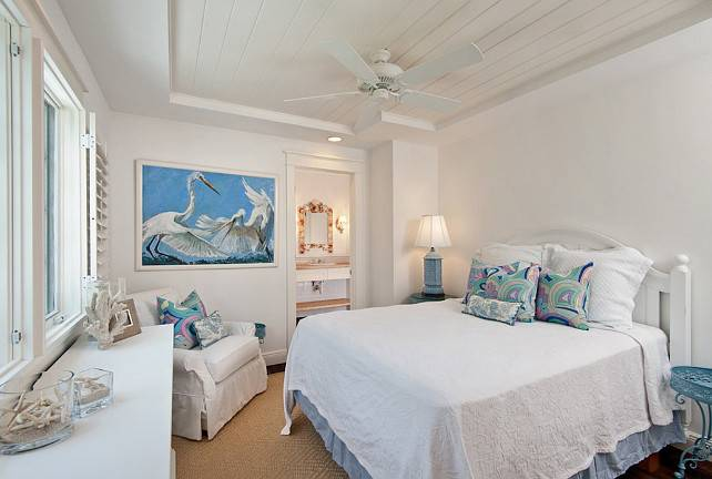 Vacation Cottage Coastal Interiors Home Bunch