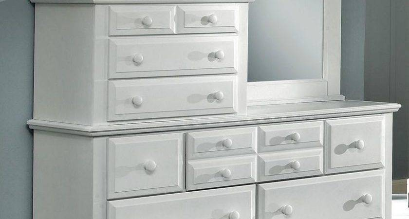 Vaughan Bassett Furniture Company Bedroom Vanity Dresser