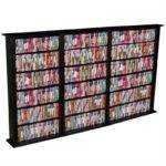 Venture Horizon Triple Dvd Wall Rack Media Storage
