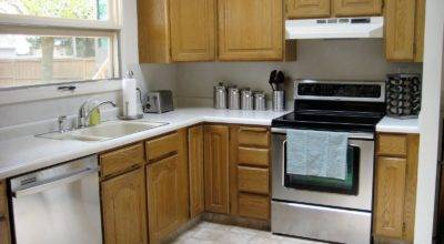 Very Fine House Kitchen Cabinet Makeover