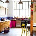 Vibrant Colorful Kitchen Design Ideas Rilane