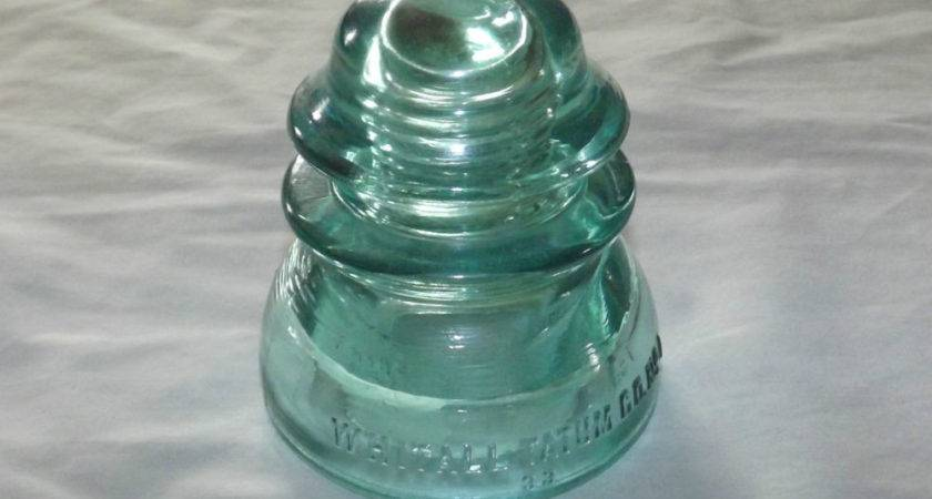 Vintage Glass Insulators Hemingray Whitall Tatum