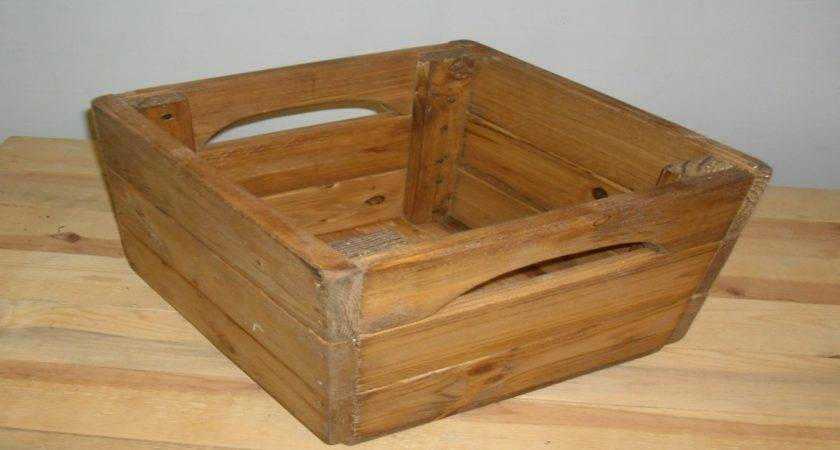 Vintage Wooden Crates Imgkid Has