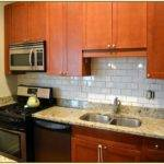 Vinyl Tile Backsplash Home Design Ideas