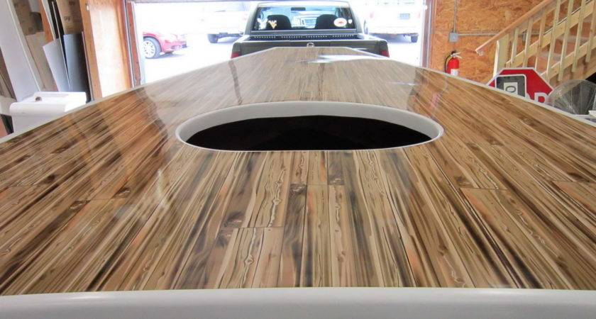 Vinyl Wrap Countertop Best Home Design