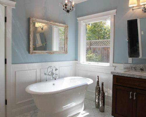 Wainscot Bathroom Houzz