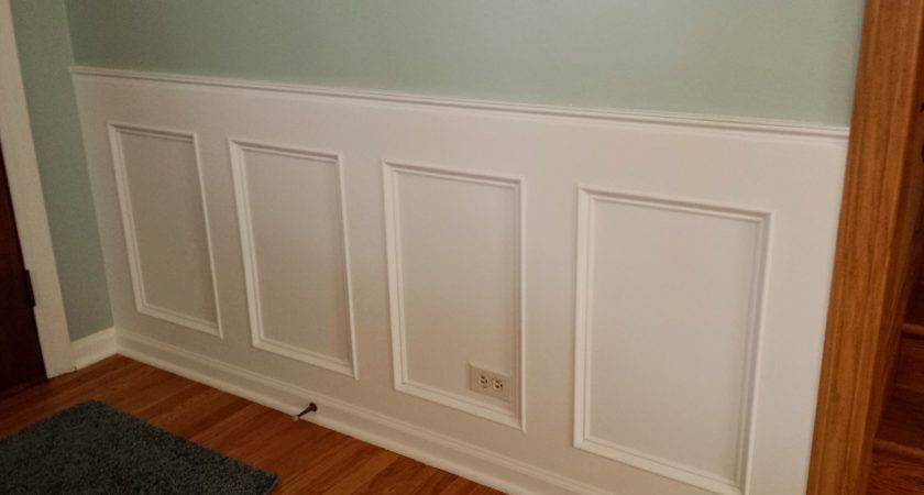 Wainscoting Door Masonite Interior Doors Interesting