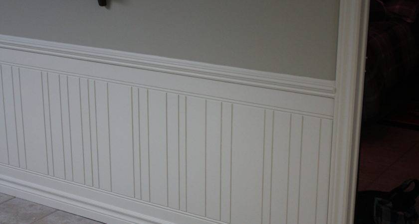 Wainscoting Installation Wall Paneling Design Decor