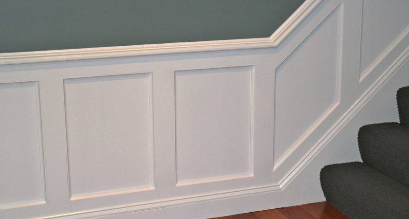 Wainscoting Not Beadboard
