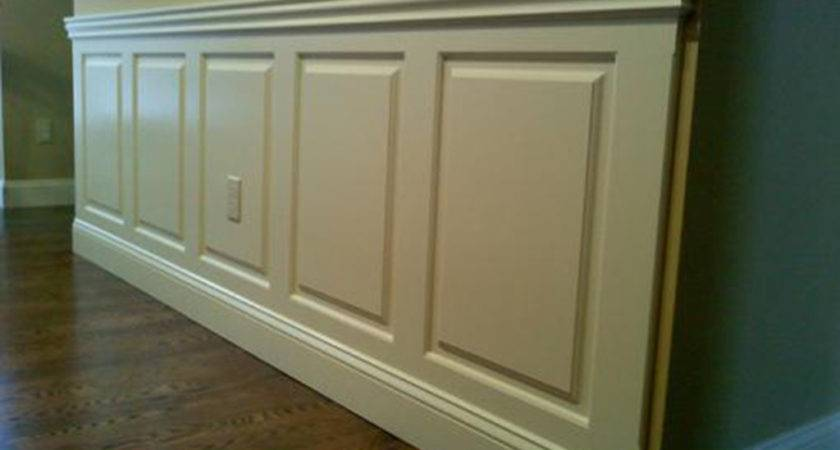 Wainscoting Panel Classic Raised Kitchen Chester Fie