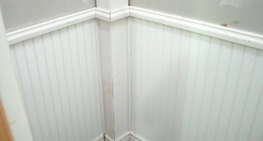 Wainscoting Tiling Half Bath Hgtv