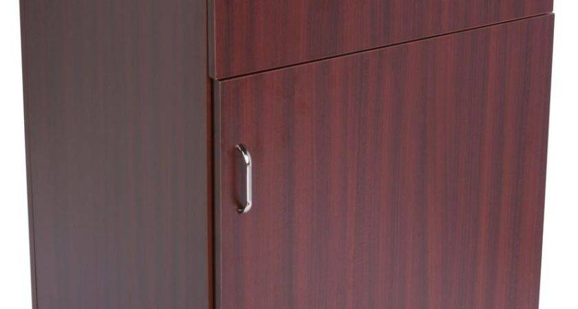 Waiter Station Pull Out Drawer Cabinet