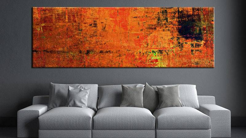 Wall Art Designs Large Abstract Single Piece
