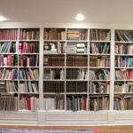 Wall Bookcases Home Library Designs Shelves English