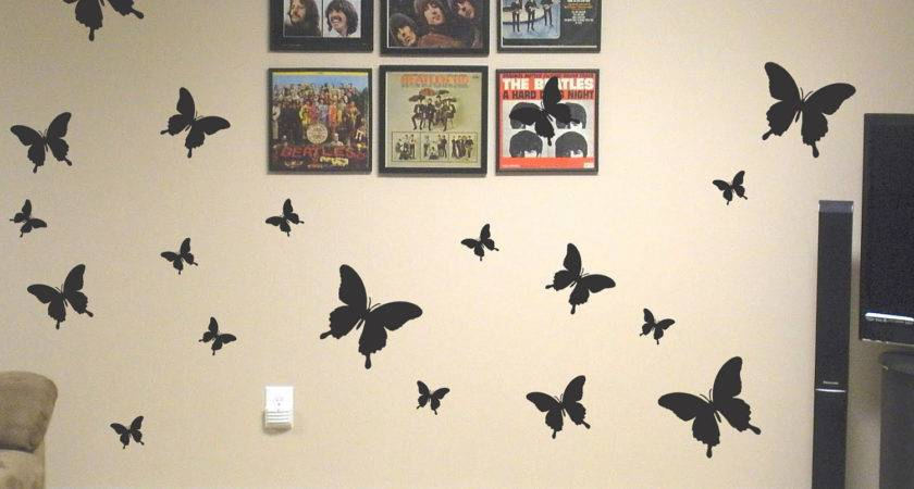 Wall Decor Good Look Decorative Painting Designs