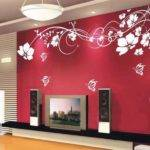 Wall Painting Designs Make Your Living Room