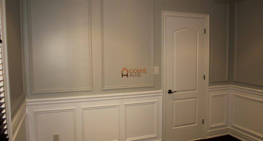 Wall Paneling Wainscoting Accent Haus