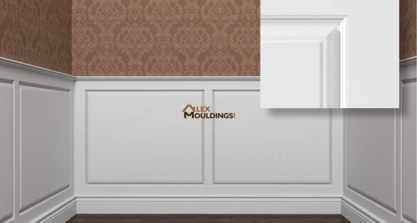 Wall Panels Wainscoting Raised Recessed Flat