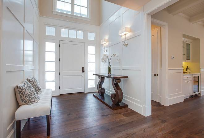 Wall Wainscoting Foyer Trgn Dae