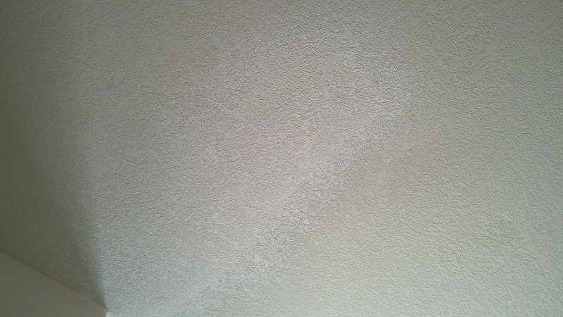 Walls Creating Knock Down Texture Plaster