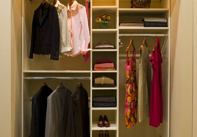 Wardrobe Closet Design Ideas Small