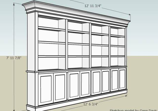 Waskito Dharmo Here Build Bookcase Step