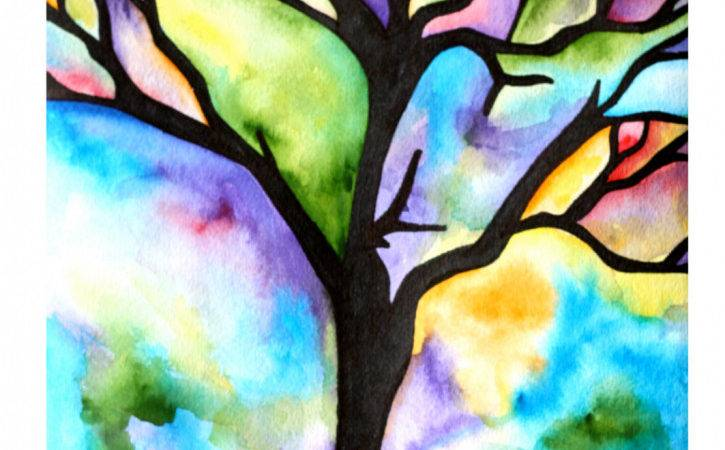 Watercolor Painting Ideas Pixshark