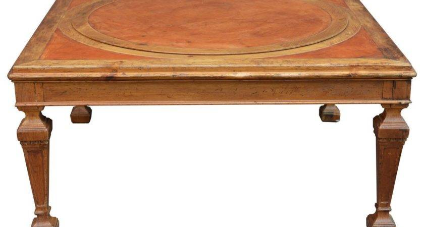 Weiman Lazy Susan Cocktail Table Stdibs