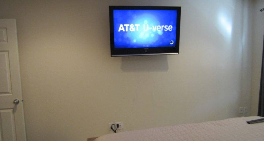 West Hartford Samsung Installation Wall