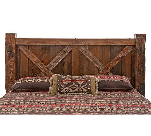 Western Traditions Wyoming Bed Green Gables