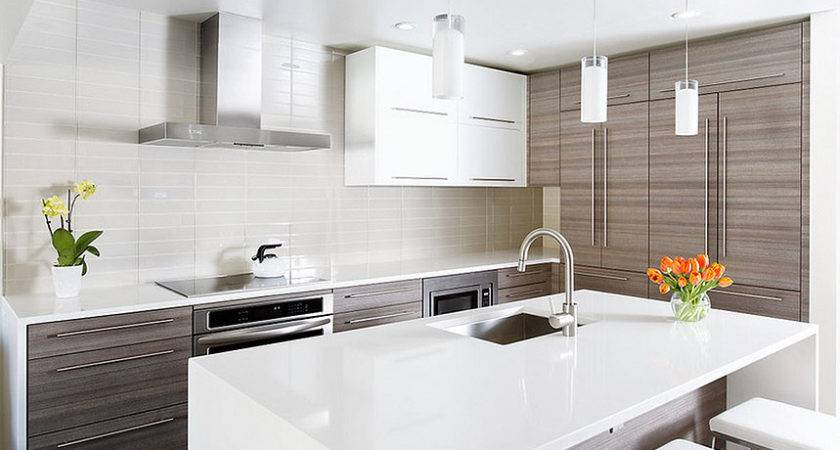 White Backsplash Ideas Design Photos