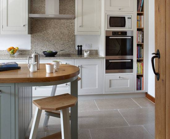 White Shaker Style Kitchen Ideal Home