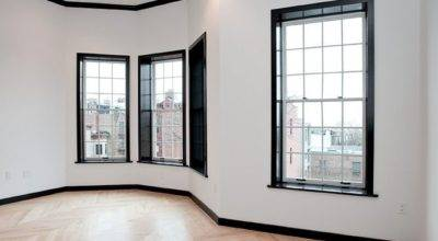White Walls Black Trim