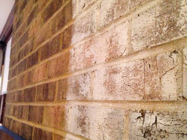 Whitewash Brick Farm Fresh Vintage Finds