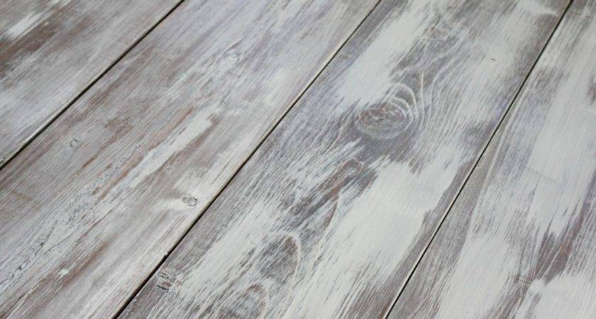 Whitewash Wood Making Over Our Pottery Barn