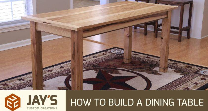 Why Build Kitchen Table Famous