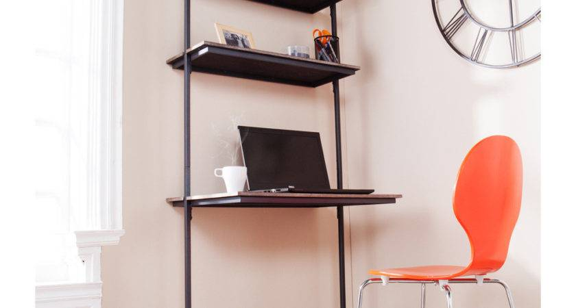 Why Wall Mounted Desks Perfect Small Spaces