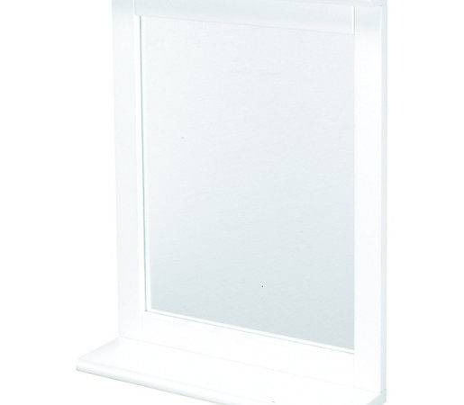 Wickes Rectangular Bathroom Mirror Shelf