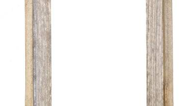 Wide Barnwood Reclaimed Wood Open Frame