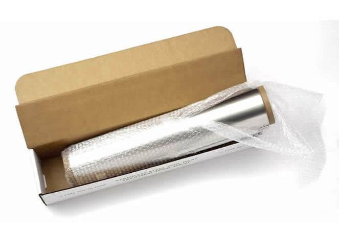 Wide Stainless Steel Tool Foil Wrap Maudlin Products